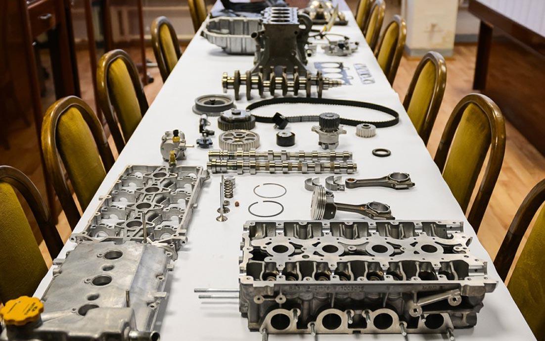 Как создавался новый двигатель LADA