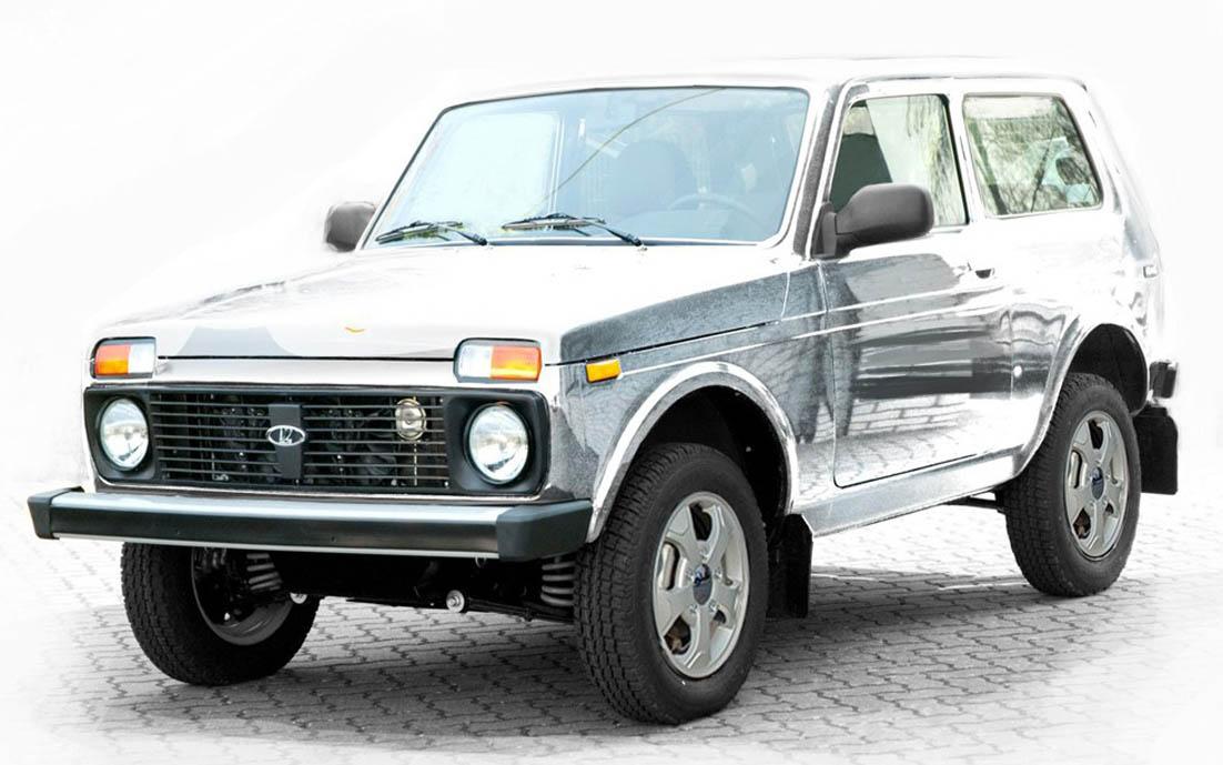 Ожидается спецверсии трехдверной Lada 4x4
