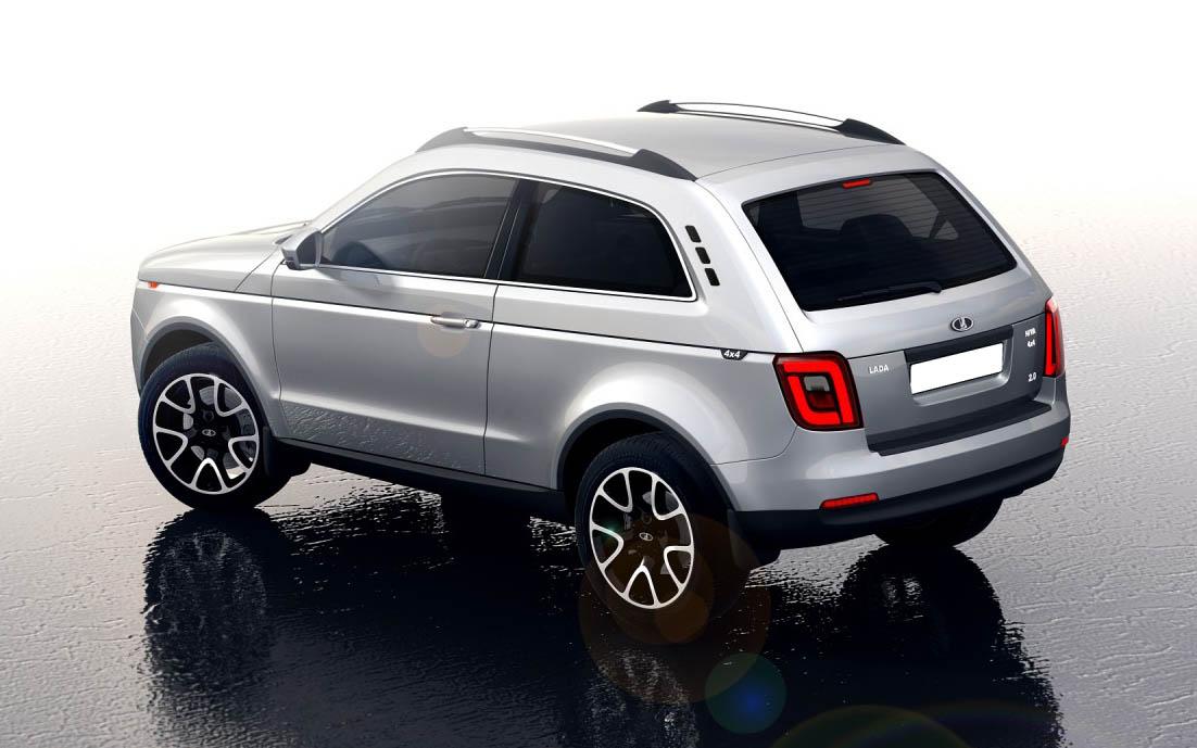 АвтоВАЗ начал разработку новой «Нивы»