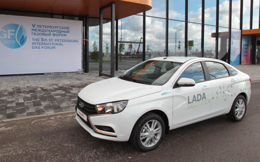 Lada на Московском автосалоне 2016: стенд Lada побалует посетителей сюрпризами.