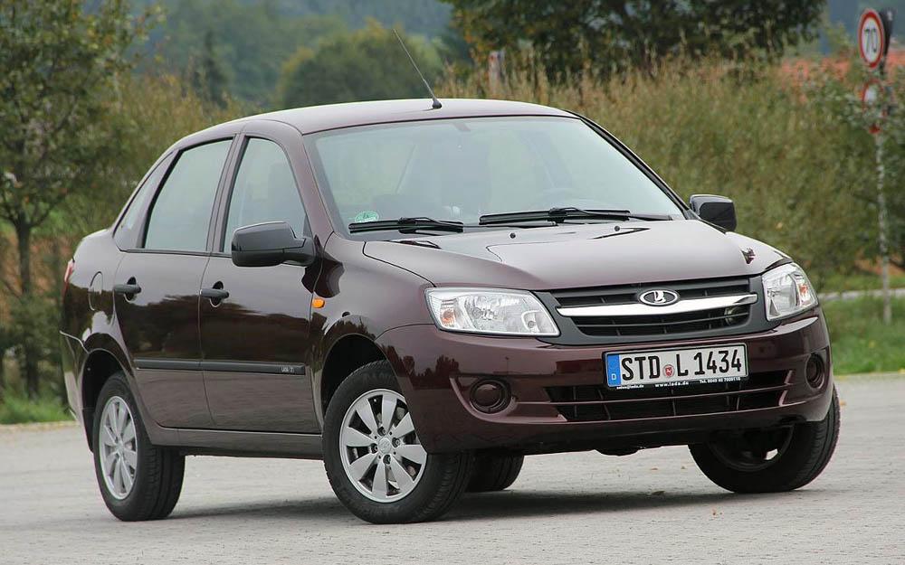 Lada Granta в Германии обогнала Volkswagen Jetta по продажам.