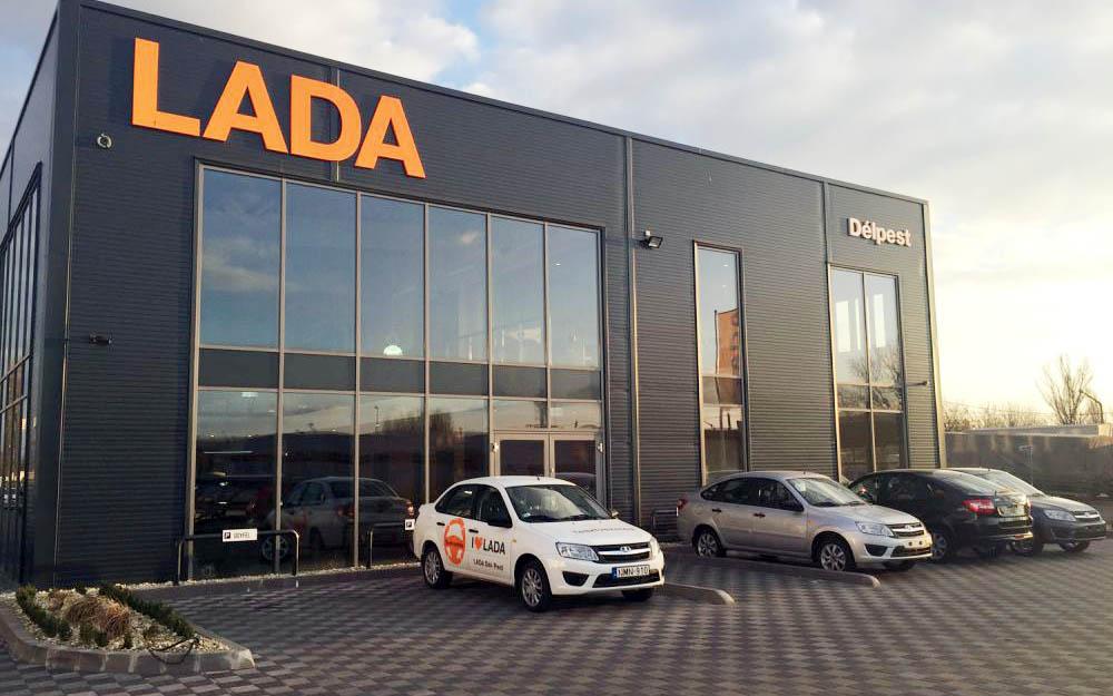 LADA стала «любимицей» венгров: цены и качество бьют все рекорды.