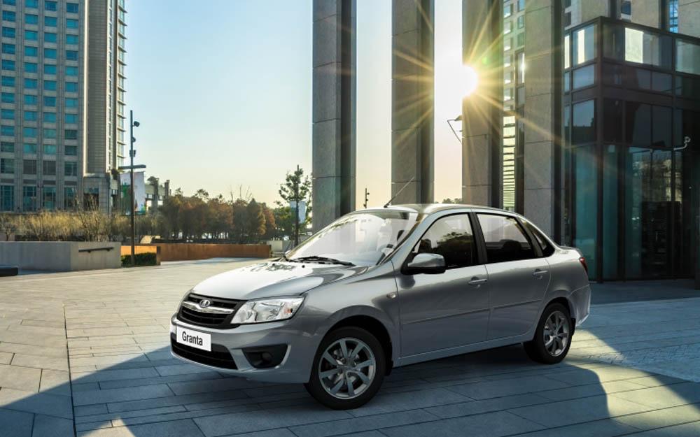 Новый LADA Granta City - автомобиль горожанина