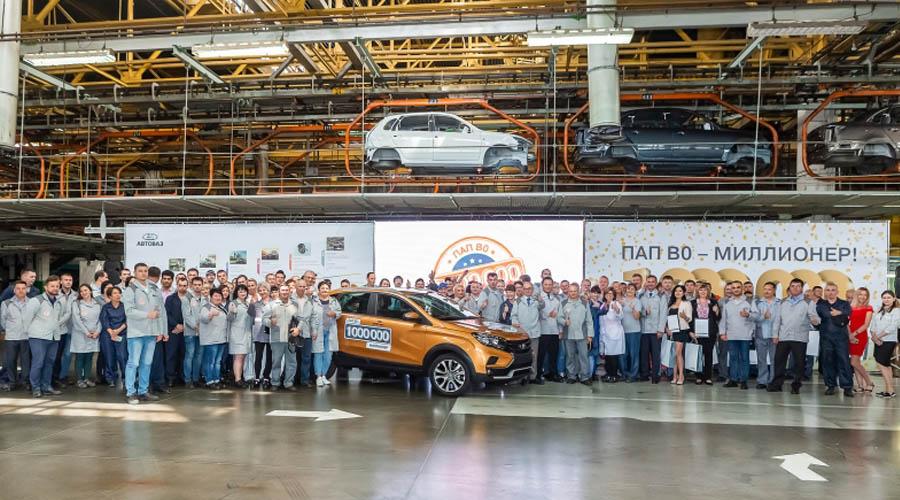 Официальный импортер LADA в Узбекистан благодарит за доверие к бренду.