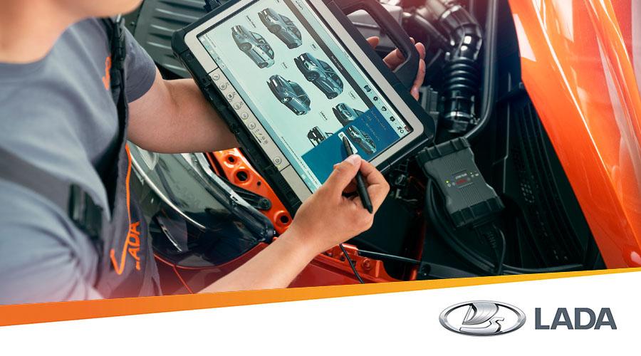 LADA уделяет значительное внимание безопасности автовладельцев.