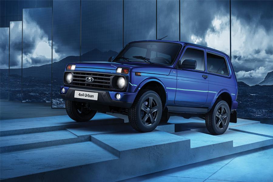 [BLACK]: новая специальная версия автомобилей LADA теперь в Узбекистане